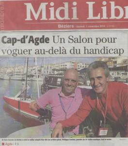 2014 Cap d AGDE#1