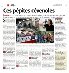 2015 - Article Midi Libre